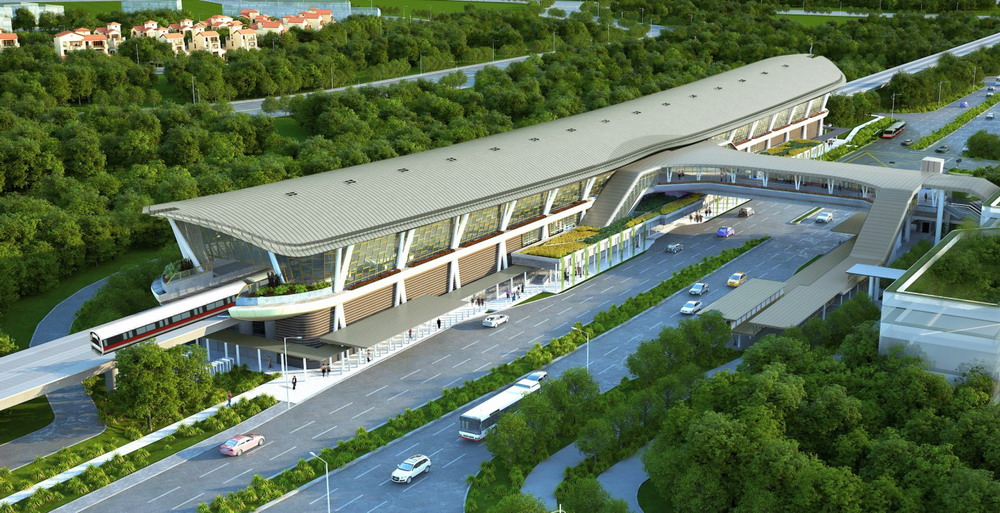 Canberra MRT Station