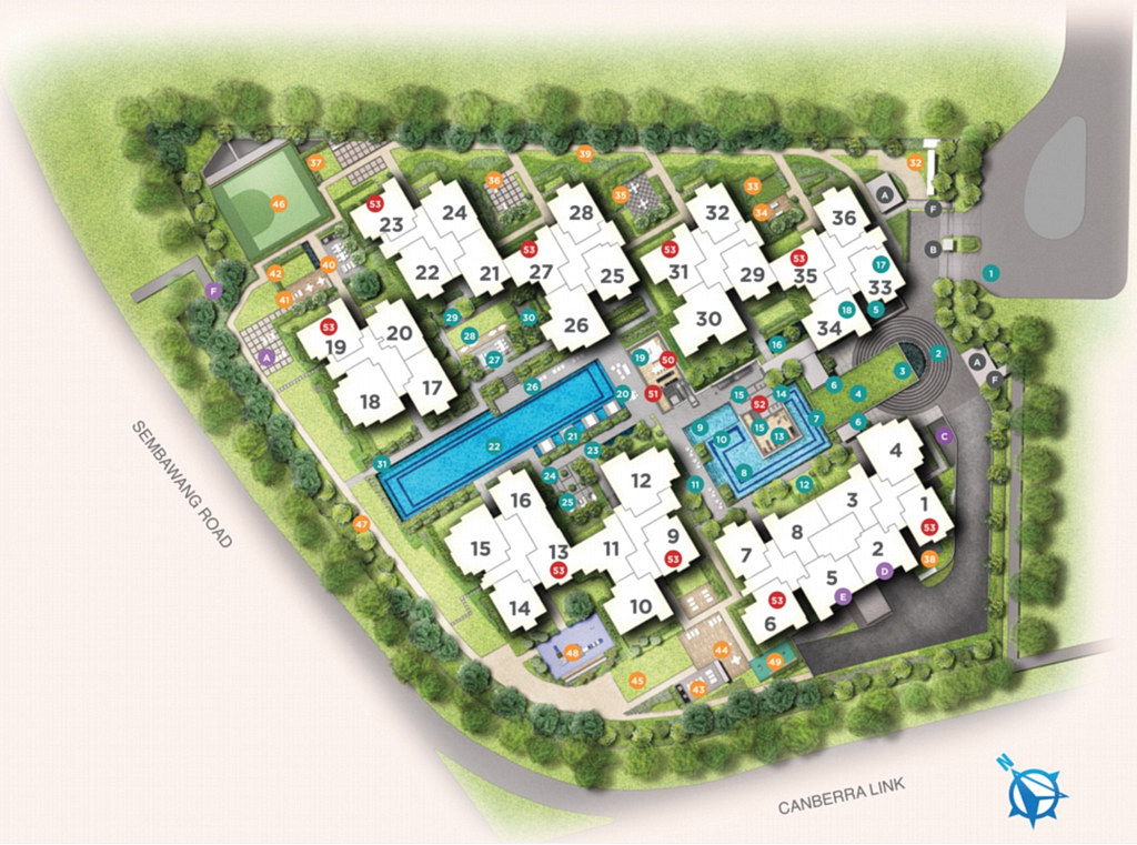 Provence-Residence-Site-Plan